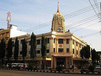 Shri Kutch Satsang Temple Mombasa