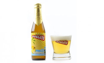 "Birra di banana ""Mongozo"""