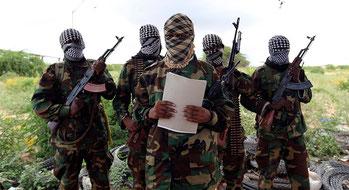 Militanti di Al-Shabaab