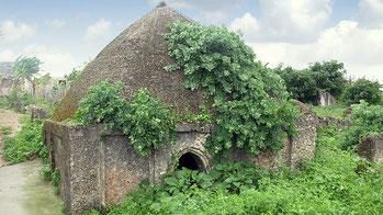 Sepolcro a cupola - Pate Island