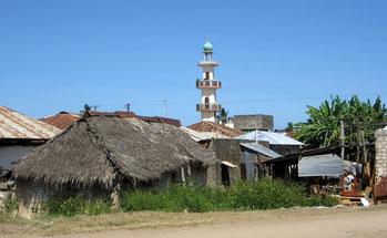Quartiere mussulmano di Shella - Malindi