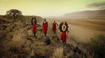Tribù Masai - Kenya.