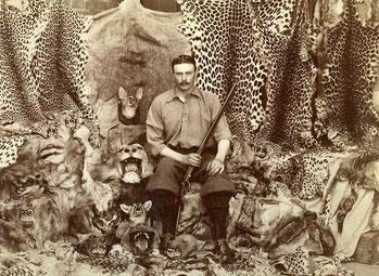 """Charles Victor Alexander Peel 1869. Esercitava, come lui stesso disse, """"tutte le attività che vanno a fare un uomo più virile"""". Infatti si rivelò un vero e proprio eunuco!"""