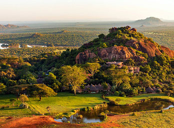 Altopiano Laikipia - Kenya Vacanze