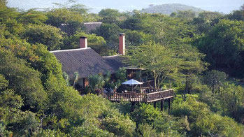 Lodge in Laikipia