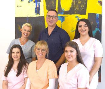Zahnarztpraxis Dr. Reinhardt, Fürth, Team