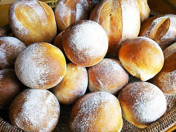 岐阜の小さなイタリアン食堂では、粉好きシェフがパンも手作り