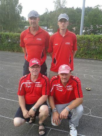 Pokalturnier Chamerau | fcottenzell-eisstock.de