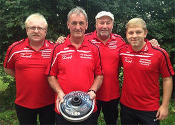 Pokalturnier Herren SC Zell 2014 | fcottenzell-eisstock.de