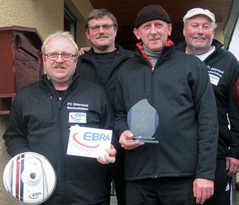 Bezirkspokal AH 2014/15 FC Ottenzell | fcottenzell-eisstock.de
