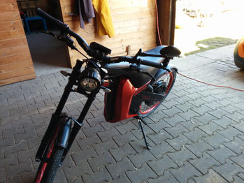 E-Bike Elmoto HR2