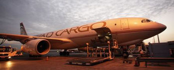 Jet Airways will lease three A330-200Fs from its stakeholder Etihad  /  source: EY