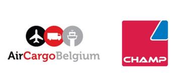 CHAMPioning innovation over at Air Cargo Belgium. Image: Air Cargo Belgium