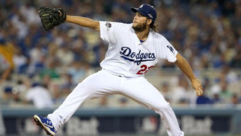 Nella foto Clayton Kershaw (Getty images)