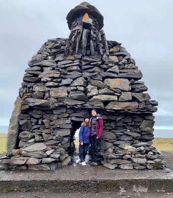Bárður Snæfellsás, statua di Ragnar Kjartansson. Foto di A. Paionni