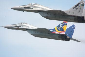 MiG-29 Malesia © RAC MiG