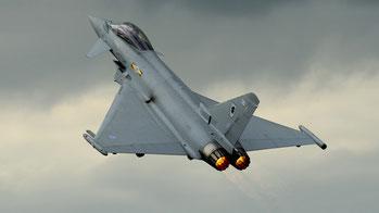 EF-2000 Typhoon - © BAE System