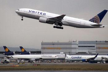 Frankfurt, Flughafen, Airport, Die Traumreiser