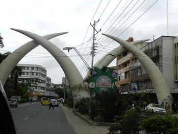 Mombasa ist auch immer einen Besuch wert, Tagestour Mombasa