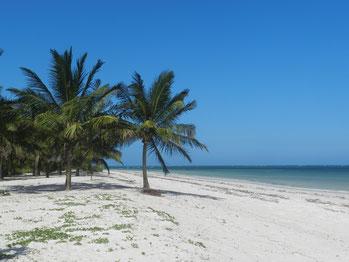 Diani Beach Kenia , Urlaub in Afrika