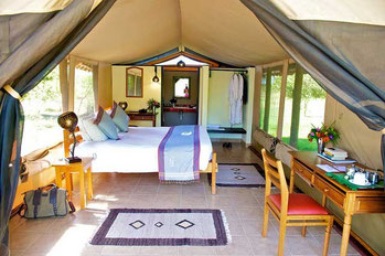 Safari Kenia - Ziwani Voyager Camp