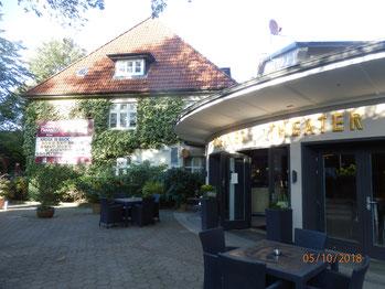 Das kleine Theater in Bargteheide (eigenes Foto)