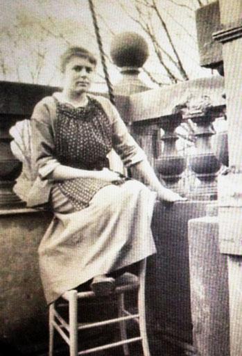 Berti um 1917