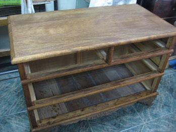 Restauración muebles antiguos
