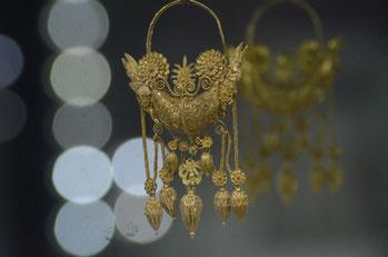 Hellenistischer Goldschmuck (Archäologisches Museum Tarent)
