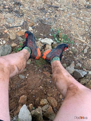 ultra trail consejo eleccion zapatillas correr montaña trail atletismo podologia plantillas correr
