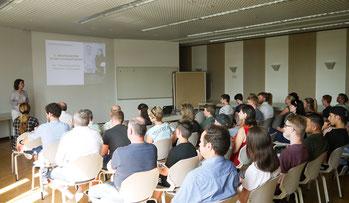 Großes Interesse am 3. Neumarkter Ausbildungsforum (© Europoles GmbH & Co. KG; Fotograf: Robin König)