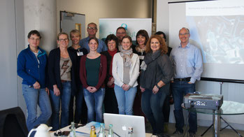Q-Bioanalytic PCR workshop in co-operation with VWR International (Nov. 2015)