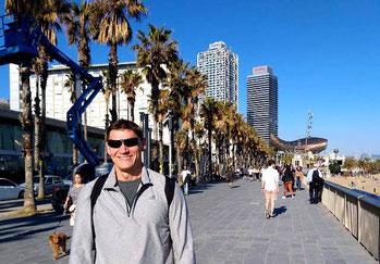 Отели в Барселоне у моря