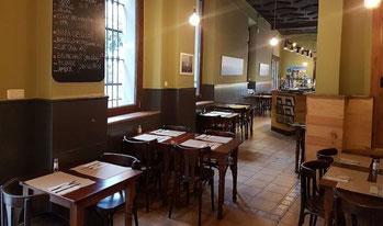 Aguaribay - вегетарианский ресторан в Барселоне