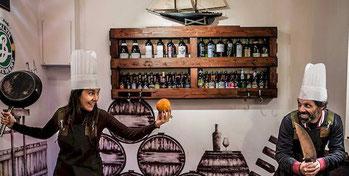 Мясные рестораны Барселоны - аргентинская кухня