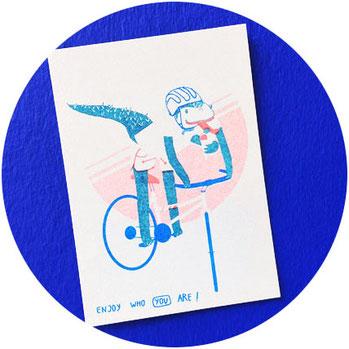 Postkarten von Kira Kohnen!