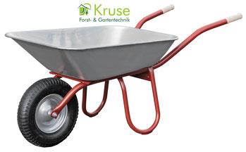 Gärtnerkarre Praktica 85, ideale Karre für den Garten- und Landschaftsbau von Kruse Gartentechnik in 32469 Petershagen.