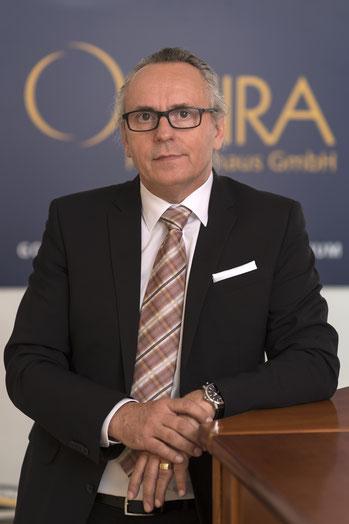 Alexander Filkorn - Geschäftsführer OPHIRA Handelshaus