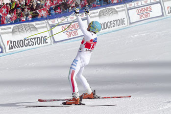 Sport, Ski Alpin, Christof Innerhofer, Sieg, Freude, Erfolg, Stärke, Chance