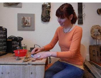 Kerstin Ebbighausen Atelier Weites Meer