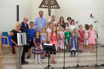 Familienkonzert mit Siegfried und Oliver Fietz - Kath. Pfarrei St. Anna Biebertal
