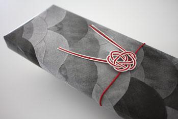 tsugu's Mizuhiki gift wrapping