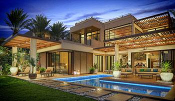 Nouveau programme immobilier de villas et maisons modernes en RES grand Baie