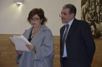 Intervento della Dott.ssa Maria Assunta Spinelli, neuropsichiatra