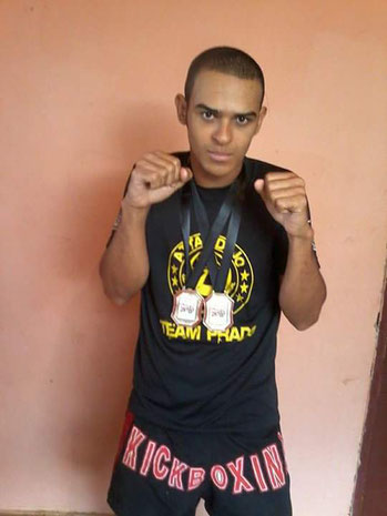 Charles Silva  FDKM CENTER BRAZIL
