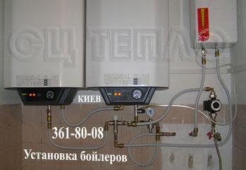 Трёхфазный водонагреватель Татрамат