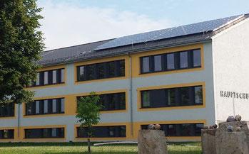 Schulgebäude 2015