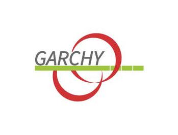 Logo créé par la graphiste Cloé Perrotin pour la Mairie et Commune de Garchy