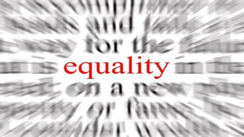 text gender equality