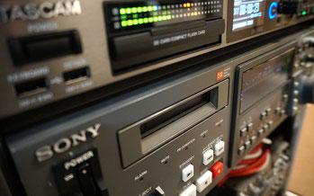 DA-3000 TASCAM Sony pcm-7040 sigma ss302